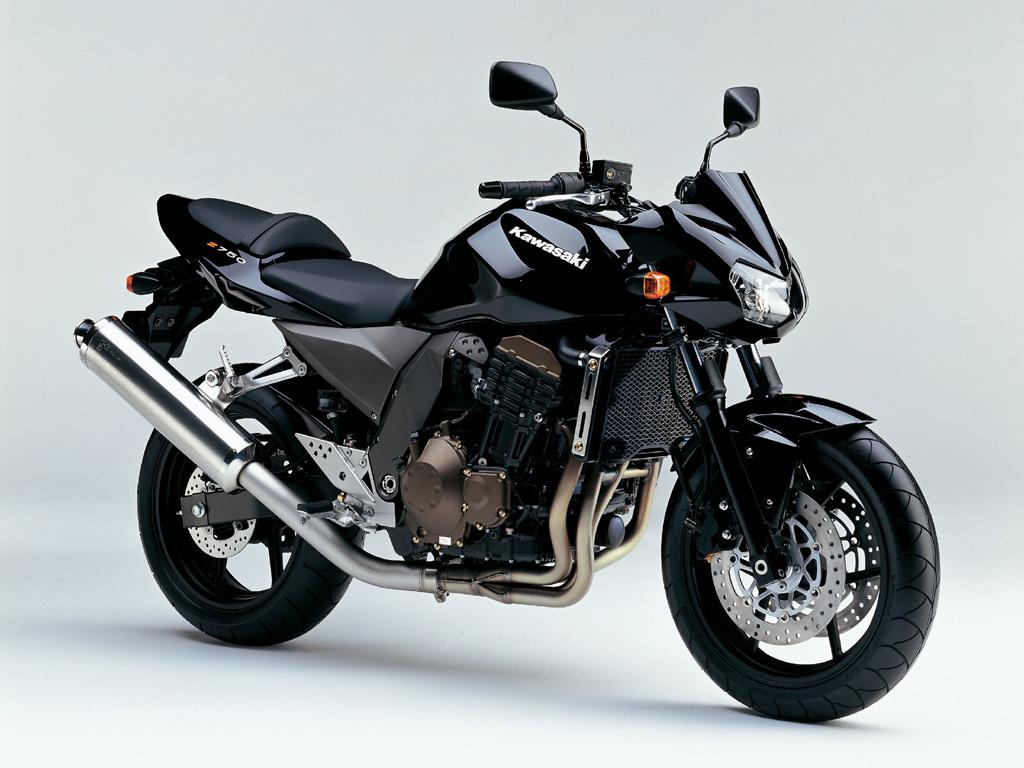 kawasaki z750 2003 do 2006 opinie motocyklist w. Black Bedroom Furniture Sets. Home Design Ideas