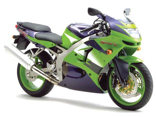 Kawasaki Zx 6r Ninja 1998 1999 Opinie Motocyklist 243 W