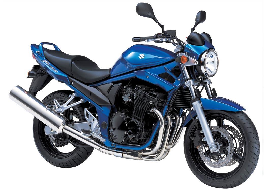 suzuki gsf 650 bandit model 2005 2006 opinie motocyklist w. Black Bedroom Furniture Sets. Home Design Ideas