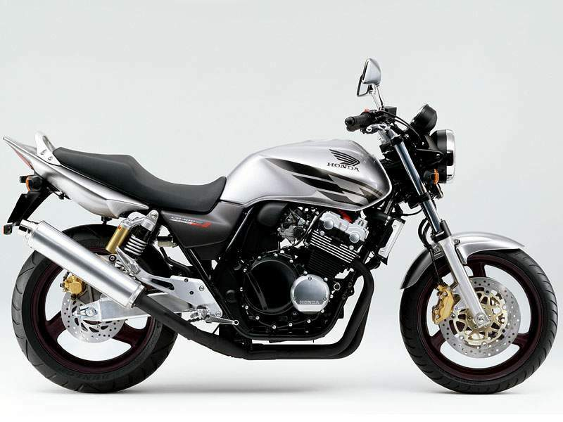 Honda Cb 400 Super Four Opinie Motocyklist 243 W