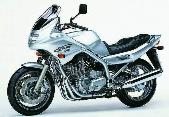 Yamaha XJ 900 S Diversion :: Opinie motocyklistów