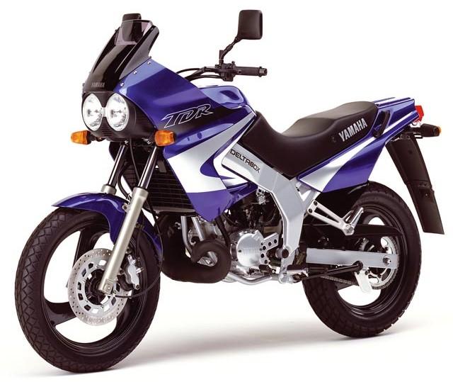 yamaha tdr  opinie motocyklistow