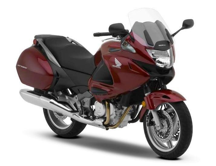 honda nt 700 v deauville 2006 2013 opinie motocyklist w. Black Bedroom Furniture Sets. Home Design Ideas