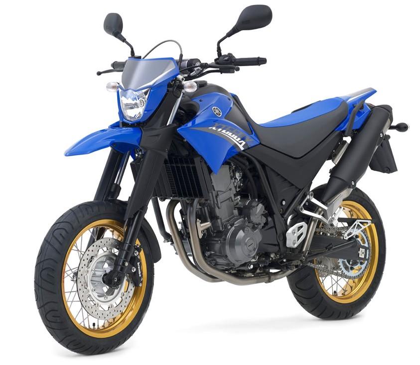 Yamaha Xt 660 X Opinie Motocyklist 243 W