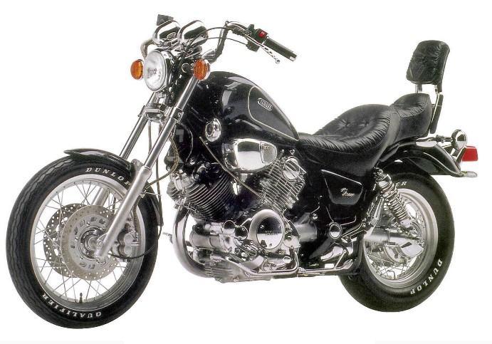 Yamaha XV1100 Virago (1986-1999) :: Opinie motocyklistów