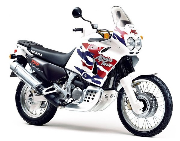 Shoei Gt Air >> Honda XRV 750 Africa Twin RD07A (1996-2003) :: Opinie motocyklistów