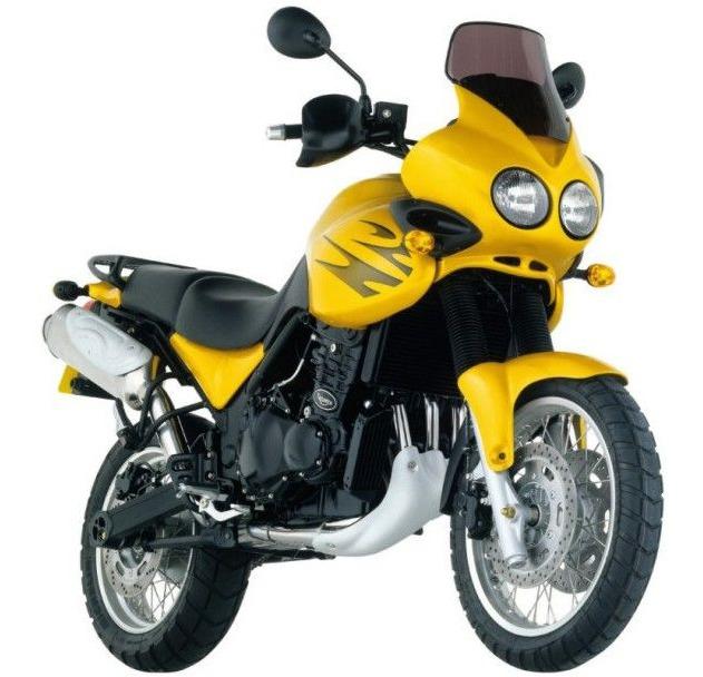 triumph tiger 900 t709 1999 2000 opinie motocyklist w. Black Bedroom Furniture Sets. Home Design Ideas