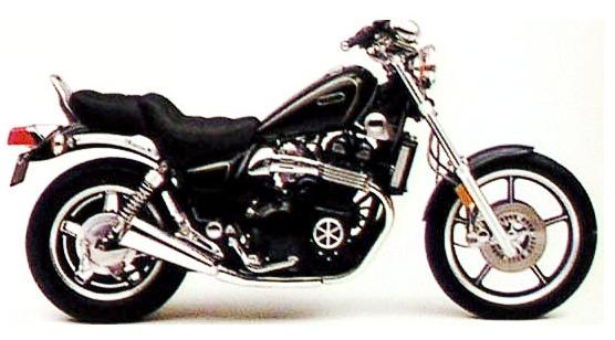 Yamaha Xj700x Maxim X    Opinie Motocyklist U00f3w
