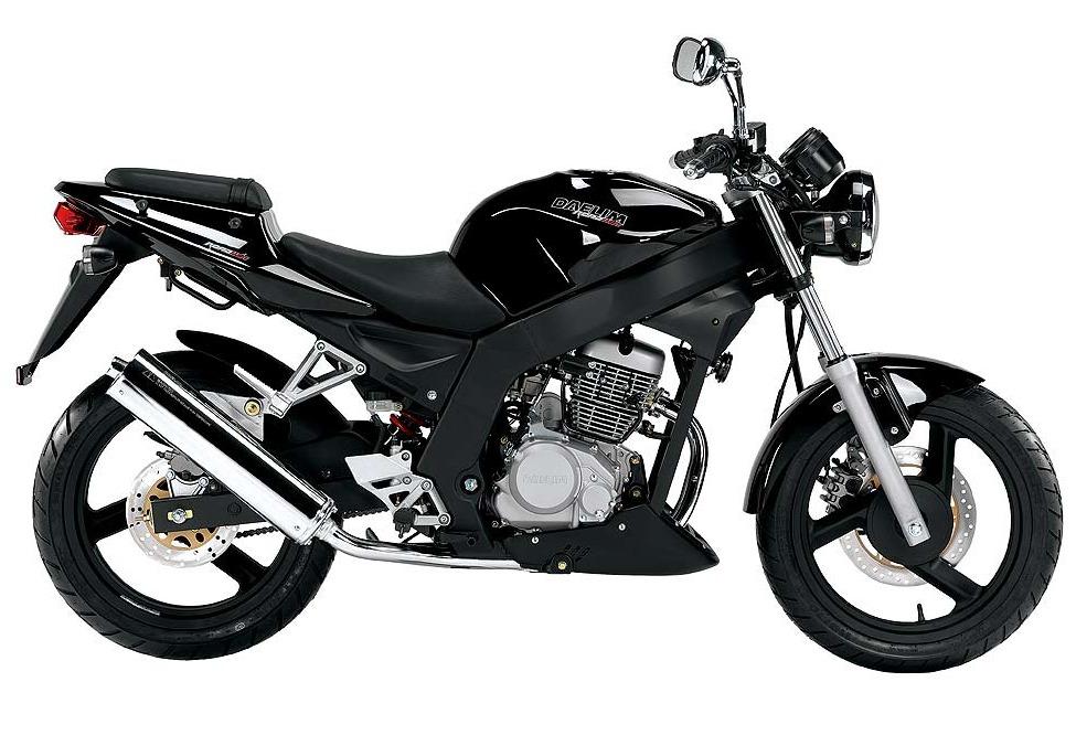daelim roadwin 125 opinie motocyklist w. Black Bedroom Furniture Sets. Home Design Ideas