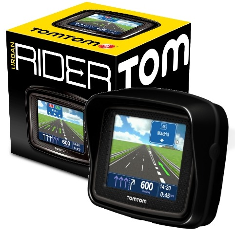 tomtom urban rider opinie motocyklist w. Black Bedroom Furniture Sets. Home Design Ideas