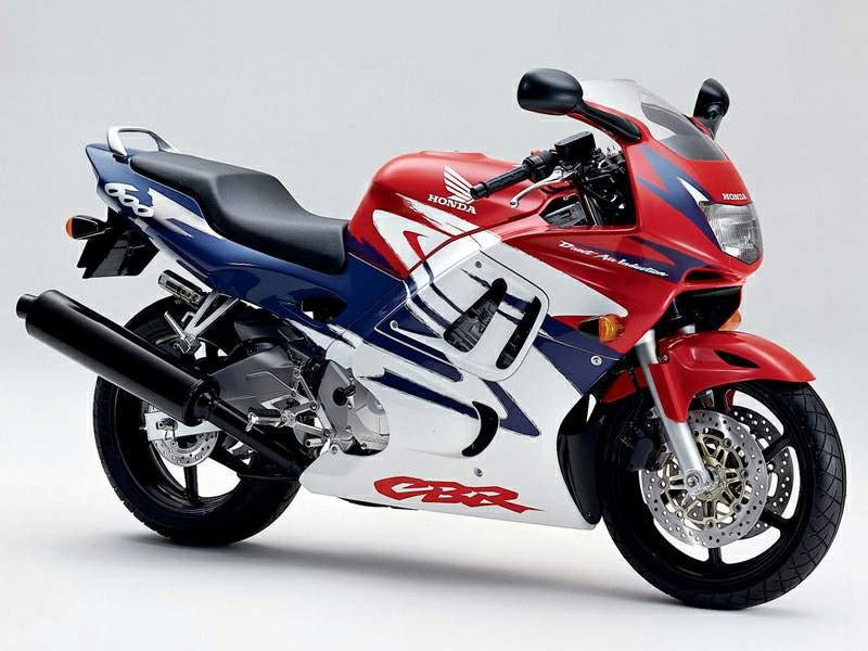 Honda Cbr 600 F F3 1995 1998 Opinie Motocyklist 243 W