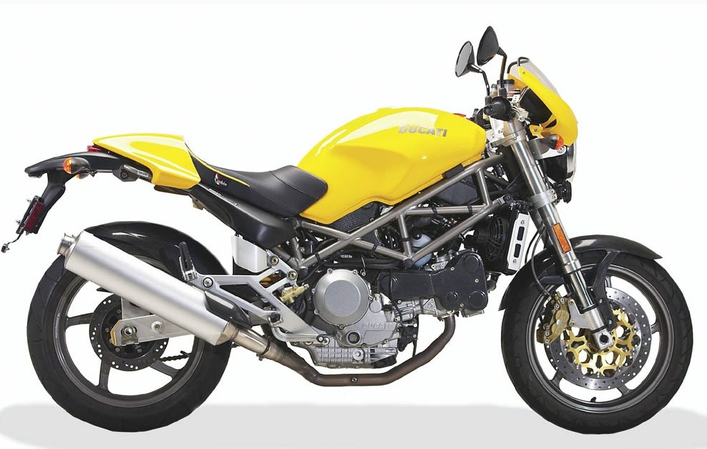 ducati monster 900 ie 2000 2001 opinie motocyklist w. Black Bedroom Furniture Sets. Home Design Ideas