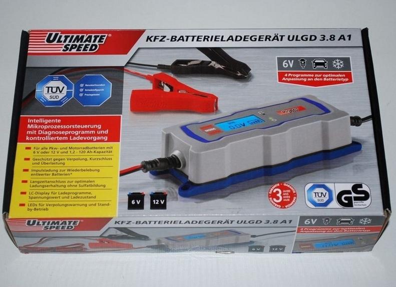Jakby kto si zastanawia nad zakupem letoo for Ultimate speed caricabatterie lidl