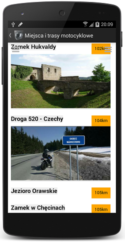 Moto-Opinie na Androida