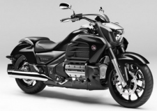 Honda Gold Wing F6C 2014-