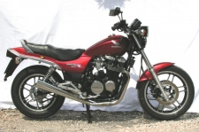 Honda CBX 650SC Night hawk