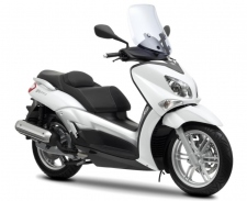 Yamaha X-City 125 2012-