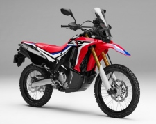 Honda CRF 250 Rally 2017-