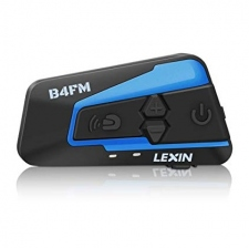 LEXIN LX-B4FM 4 Way BT Interphone