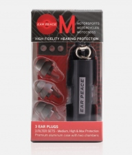 EARPEACE M Motorsport Ear Plugs