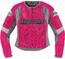 Icon Overlord Sportbike SB1 Mesh Lady