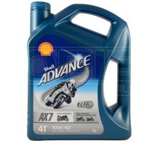 Shell Advance AX7 10W40