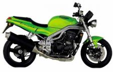 Triumph Speed Triple 955 T509 (1997-1998)