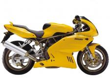 Ducati 900SS SuperSport ie (1998-2002)