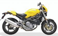 Ducati Monster 900 ie (2000-2001)