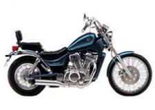 Suzuki VS600 GL/GLU Intruder (1995-1997)