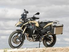 BMW F800GS Adventure (2013-)
