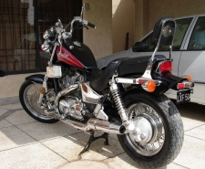 Honda VT800 Shadow