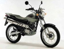 Honda CLR 125 City Fly (1998-2003)