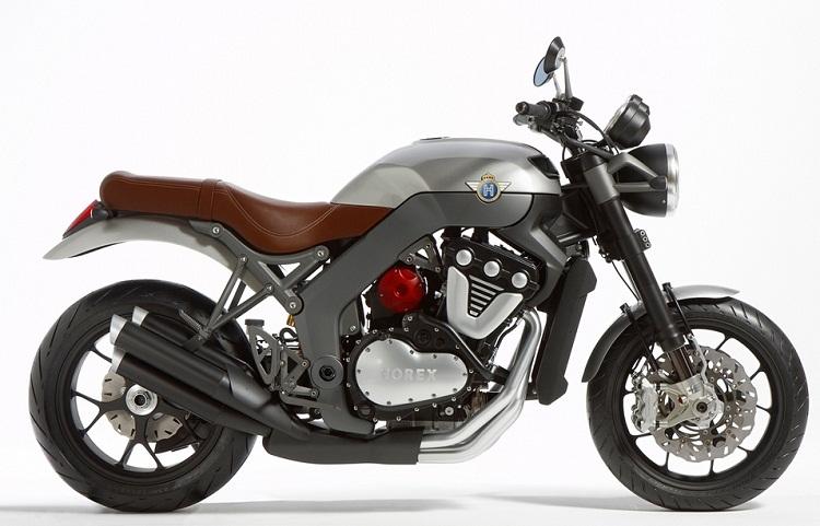 Motocykl Horex VR6