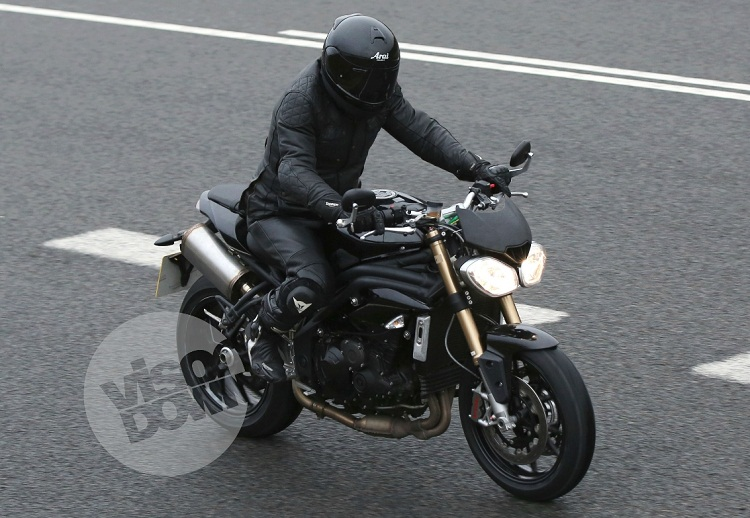 Motocykl Triumph Speed Triple 2016