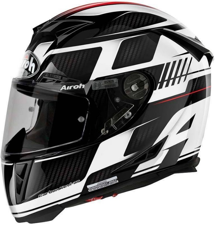 AIROH GP500 First Black