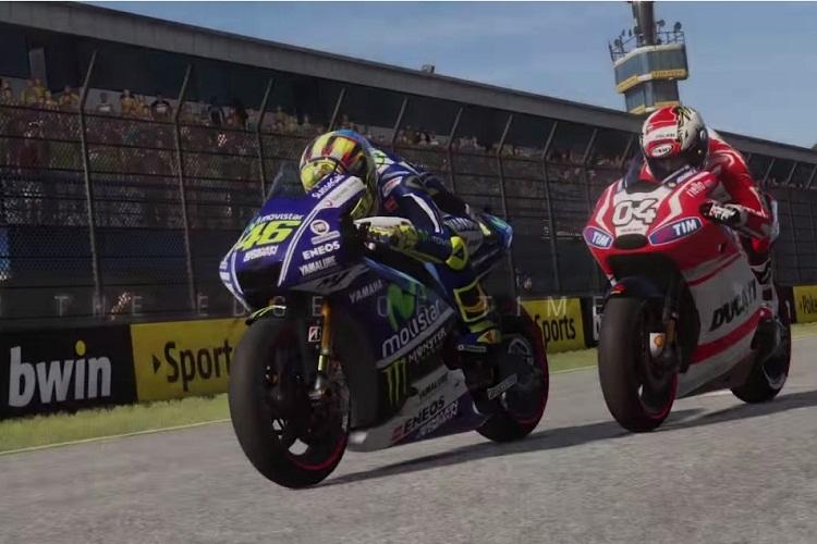 Gra MotoGP 15