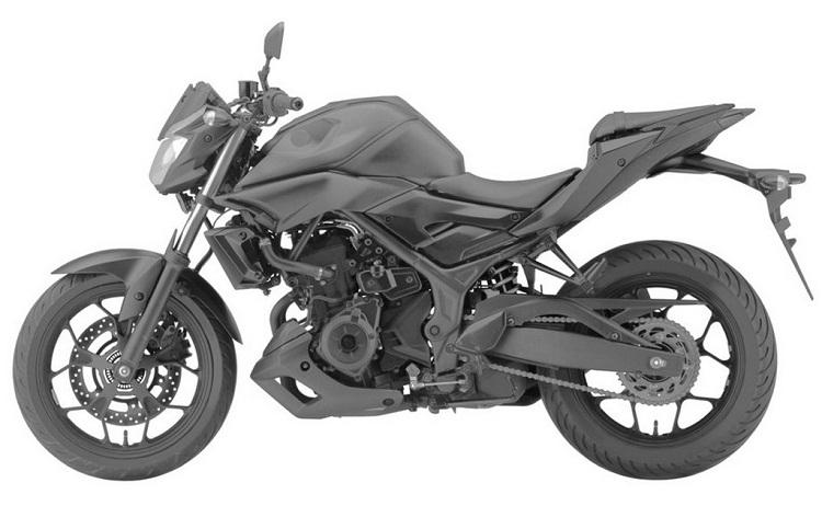 Yamaha MT-03 2016