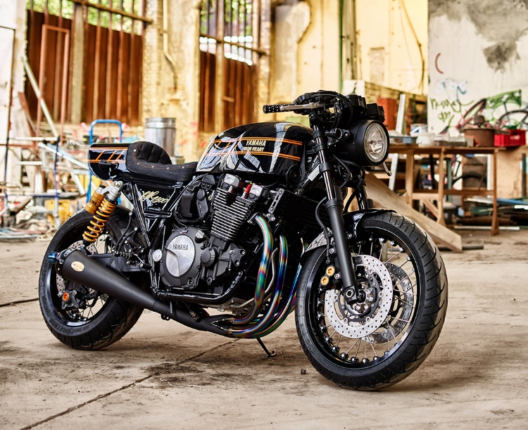 Yamaha XJR1300 Iron Heart