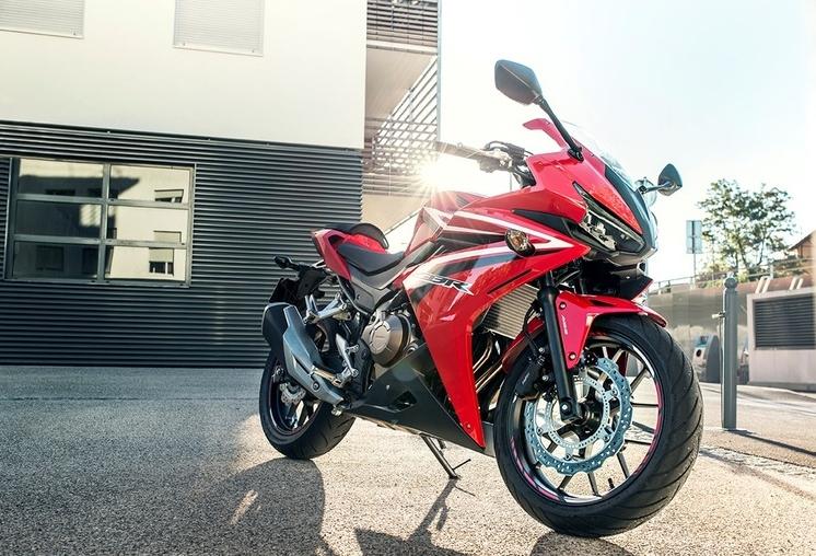 Honda CBR500RR 2016