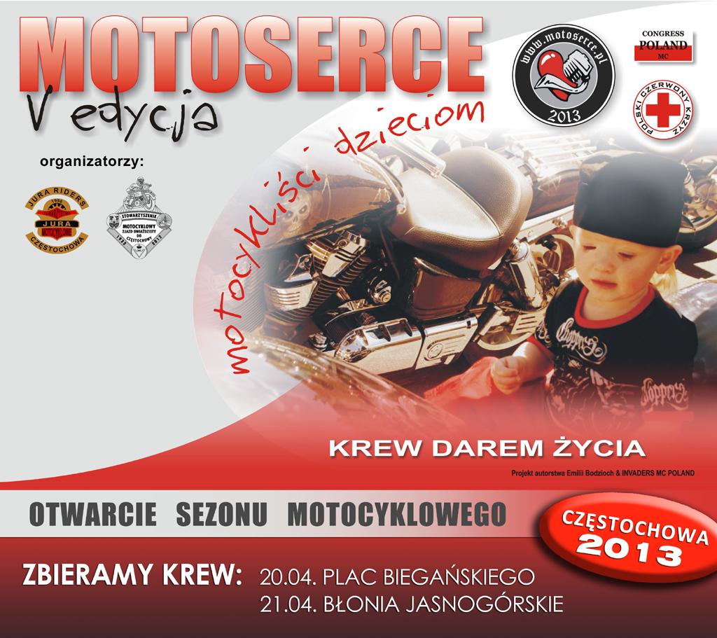 Rozpoczęcie sezonu Częstochowa 2013