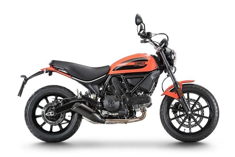 Ducati Scrambler 400 Sixty2