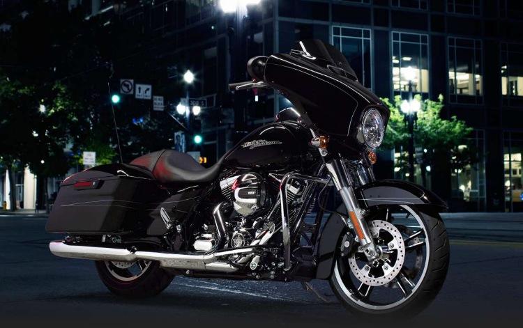 Motocykle Harley-Davidson 2015