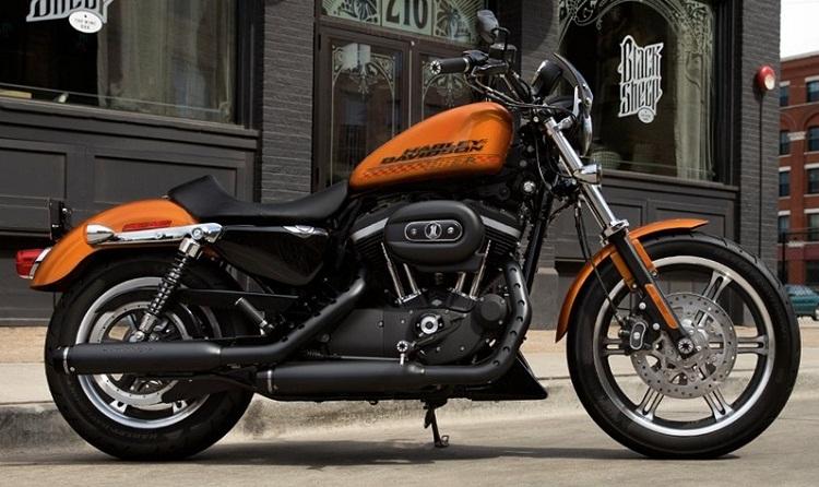 Harley-Davidson 883 Sportster Roadster 2015