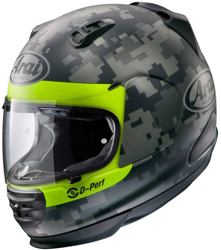 Arai Rebel Mimetric