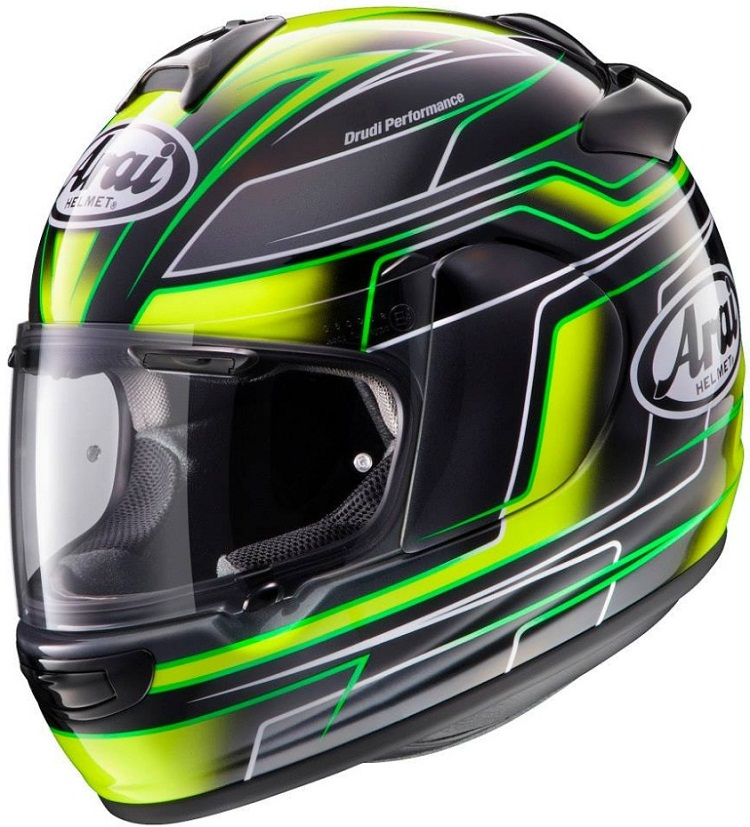 Arai Chaser-V Electric Green