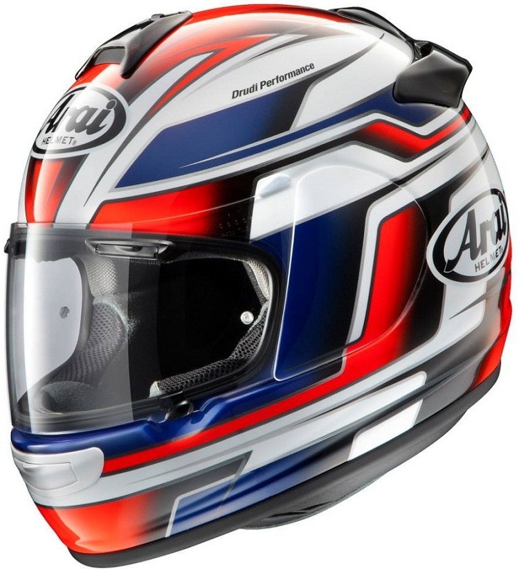 Arai Chaser-V Electric Red