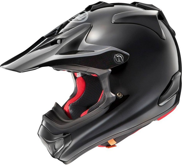 Arai MX-V Black