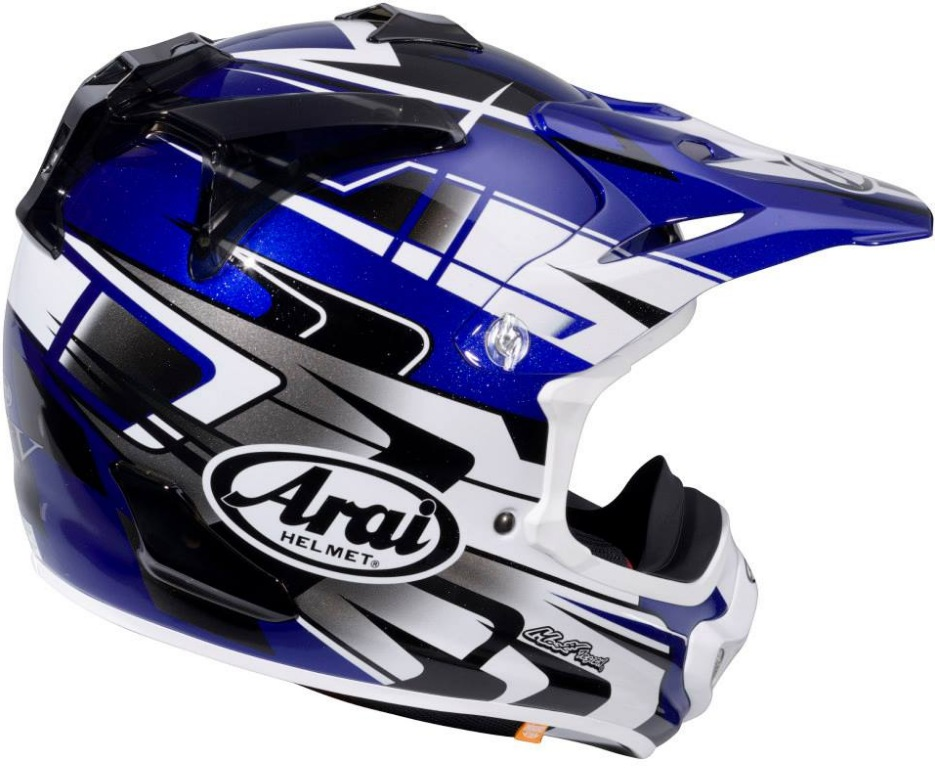 Arai MX-V Tip Blue