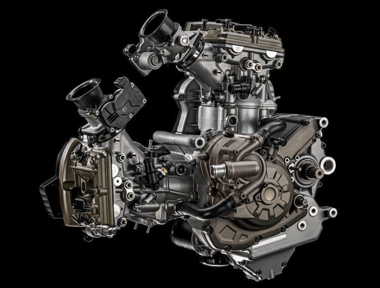 Silnik Ducati DVT Desmodromic Variable Timing